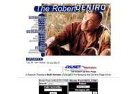 Robert De Niro Page (1999)