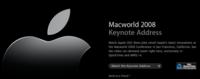 El vídeo de la MacWorld 2008 ya está disponible oficialmente