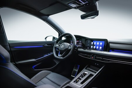 Volkswagen Golf R 2021 Interior