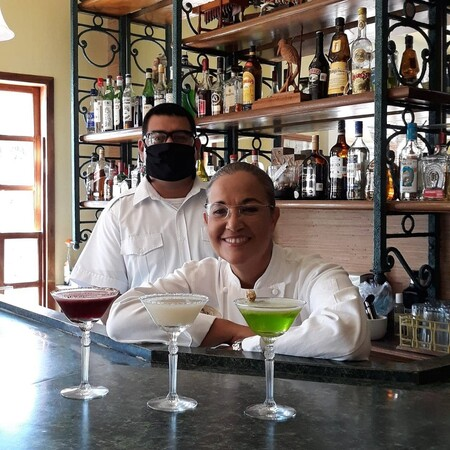 Masterchef Mexico Conoce Quien Es La Chef Betty Vazquez Bar