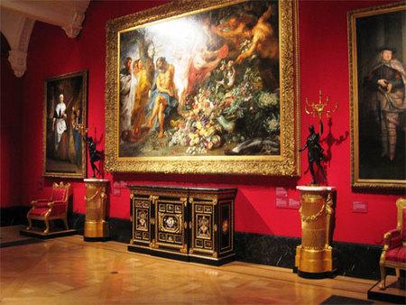 Buckingham Galeria de la Reina