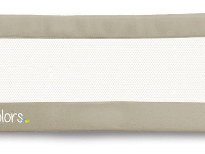De la cuna a la cama con seguridad con la  barrera  Magic colors de Asalvo: ahora 22,59 euros en Amazon