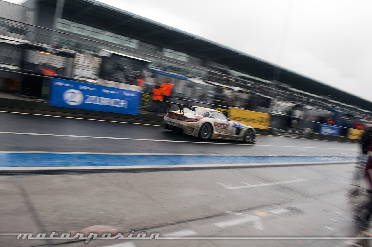 Foto de La increíble experiencia de las 24 Horas de Nürburgring (114/114)