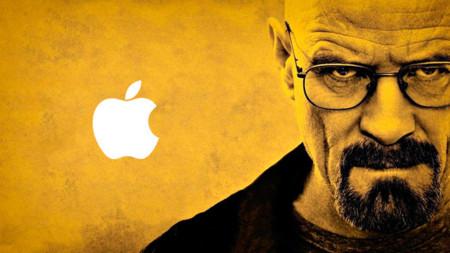 Apple escoge al protagonista de Breaking Bad como la voz de sus nuevos anuncios