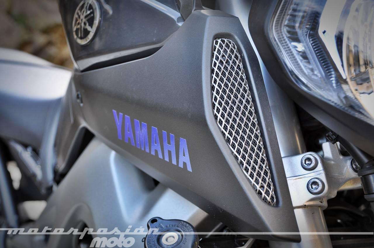 Foto de Yamaha MT-09, (valoración, galería y ficha técnica) (32/38)