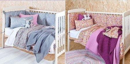 nueva colección Liberty en Zara Home Kids