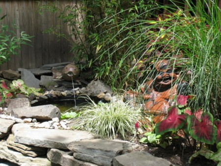 Rms Backyard Water Feature Buddha Leylaj 4x3 Jpg Rend Hgtvcom 1280 960