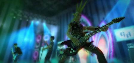 GC 2008: Componer nuestros propios temas es posible con 'Guitar Hero: World Tour'