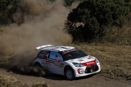 Rally de Cerdeña 2014