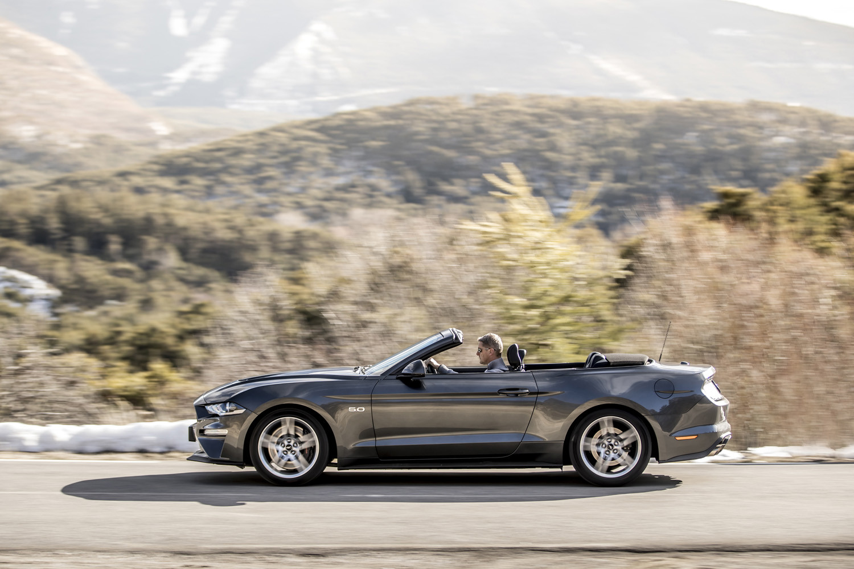 Foto de Ford Mustang 2018, toma de contacto (81/159)