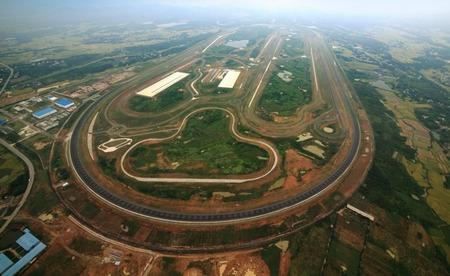 General Motors inaugura la pista de pruebas más grande de China