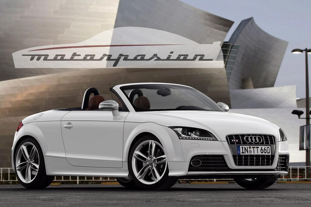 Audi Tts 25 40
