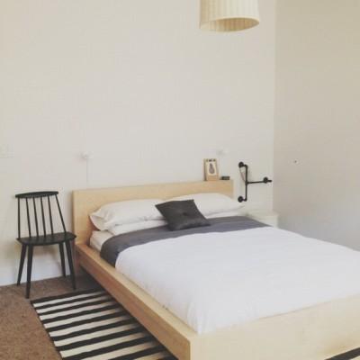 Foto de Un apartamento minimalista deliciosamente retratado con Instagram (6/7)
