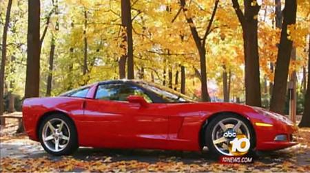El incendio de un Corvette costará 3,4 millones de dólares a GM