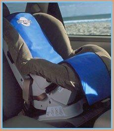 Seat Chiller para enfriar la silla del coche del bebé