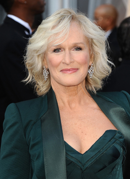 Glenn Close Oscar 2012