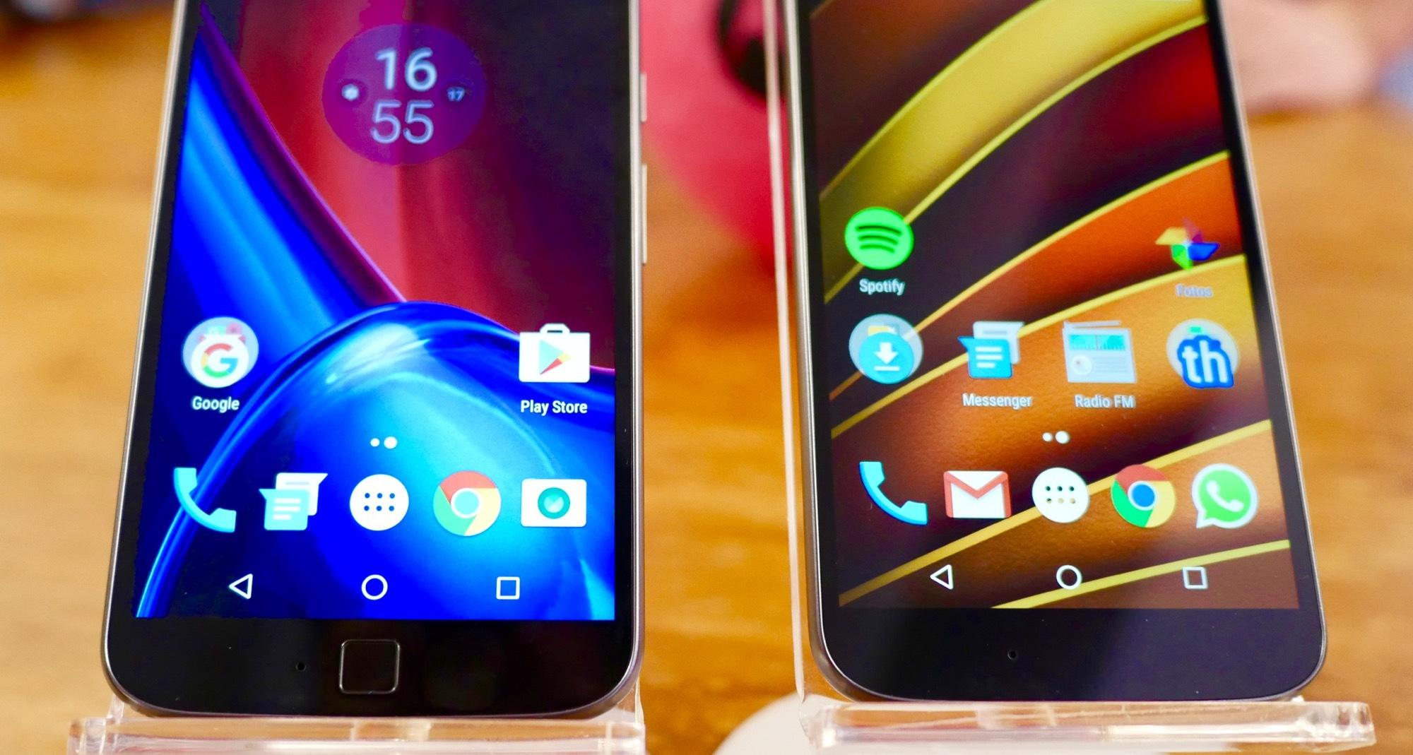 Foto de Motorola Moto G (4ª gen) y Moto G Plus (4/14)