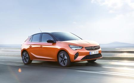 Opel Corsa-E 2019 lateral