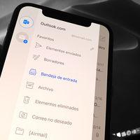 Una renovada interfaz llegará a Microsoft Outlook en iOS añadiendo el esperado soporte para un atractivo modo oscuro