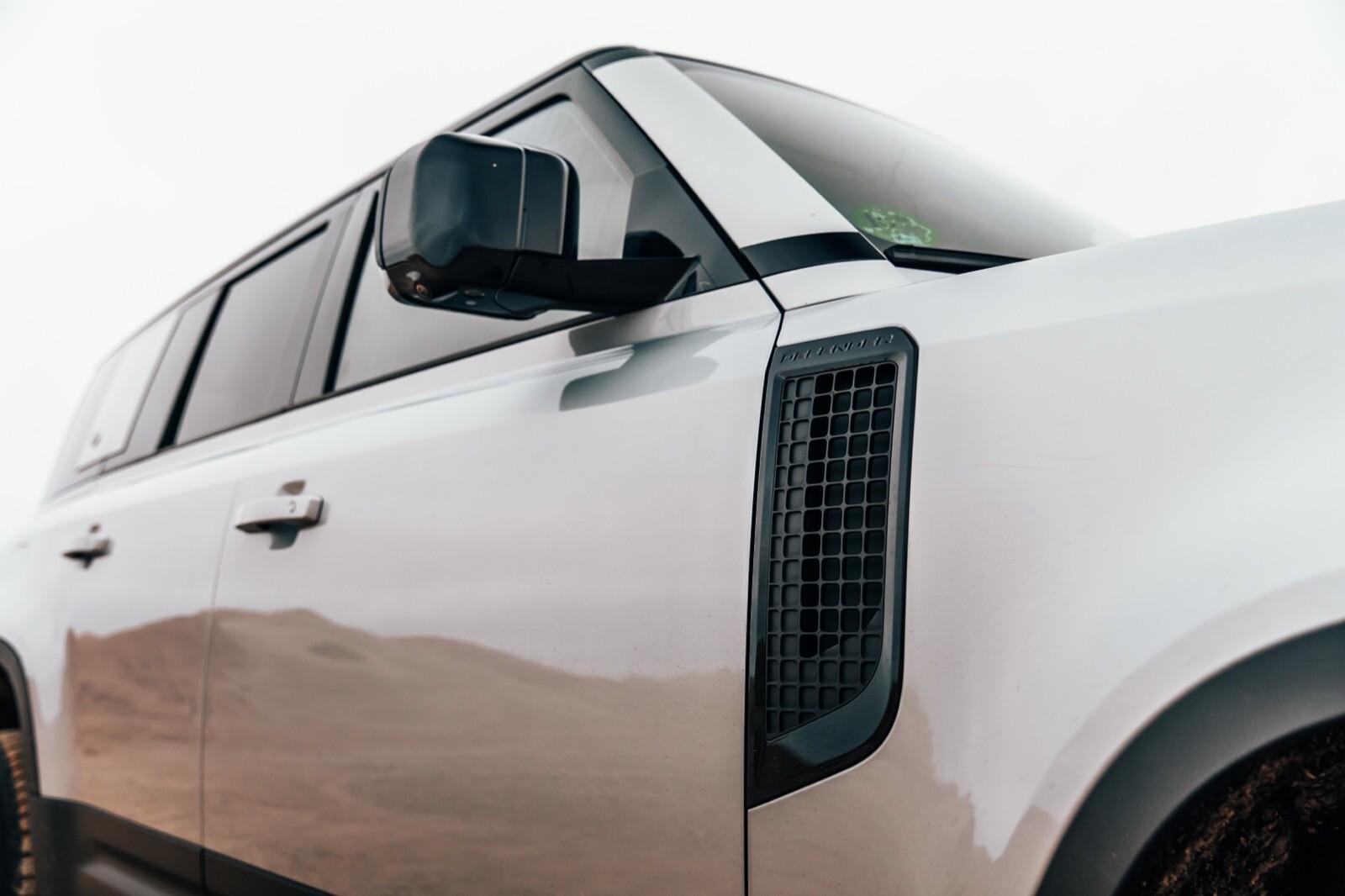 Foto de Land Rover Defender 110 (prueba) (35/41)