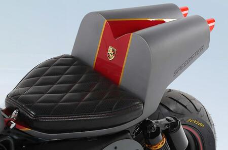 Harley Davidson 883 R Speedster Lord Drake Kustoms 1
