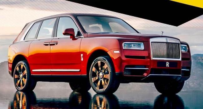 ¡Filtrado! El Rolls-Royce Cullinan es el Espíritu del Éxtasis vuelto SUV