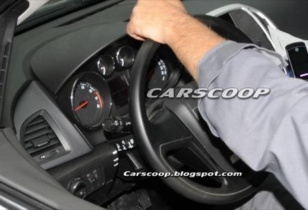 Fotos espía del Opel Astra 2010