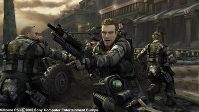 KillZone 2 para PS2