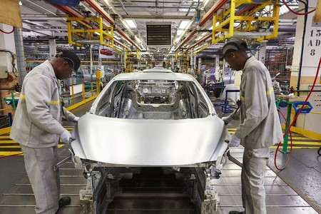 Fabrica Nissan Micra