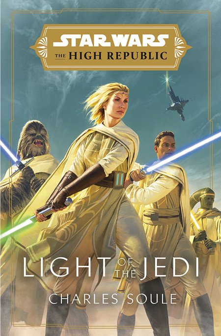 Star Wars High Republic Light Of The Jedi Cover 0220