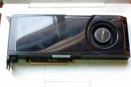 PNY NVidia GTX 570, análisis
