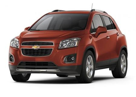 Chevrolet Trax 2015 Llega A Mxico