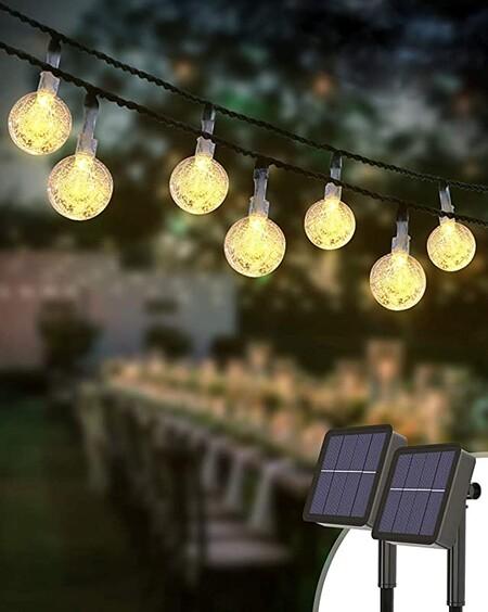 X Ideas De Iluminacion Para La Terraza Que Sumaran Un Toque Moderno Romantico O Bohemio A Tus Noches De Verano