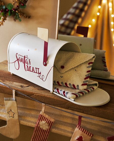 Buzon Decorativo Navidad