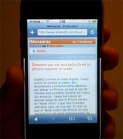 """iMenéame: La versión de """"Menéame"""" para iPhone/iPod touch"""