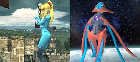 Nuevas imágenes de Samus Aran y Deoxys en 'Super Smash Bros. Brawl'
