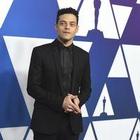 Los actores nominados se ponen elegantes para el almuerzo previo a los Premios Oscar