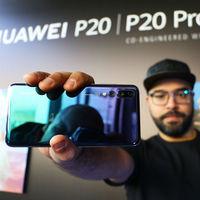 Presenta Huawei sus flamantes P20 y P20 Pro en México