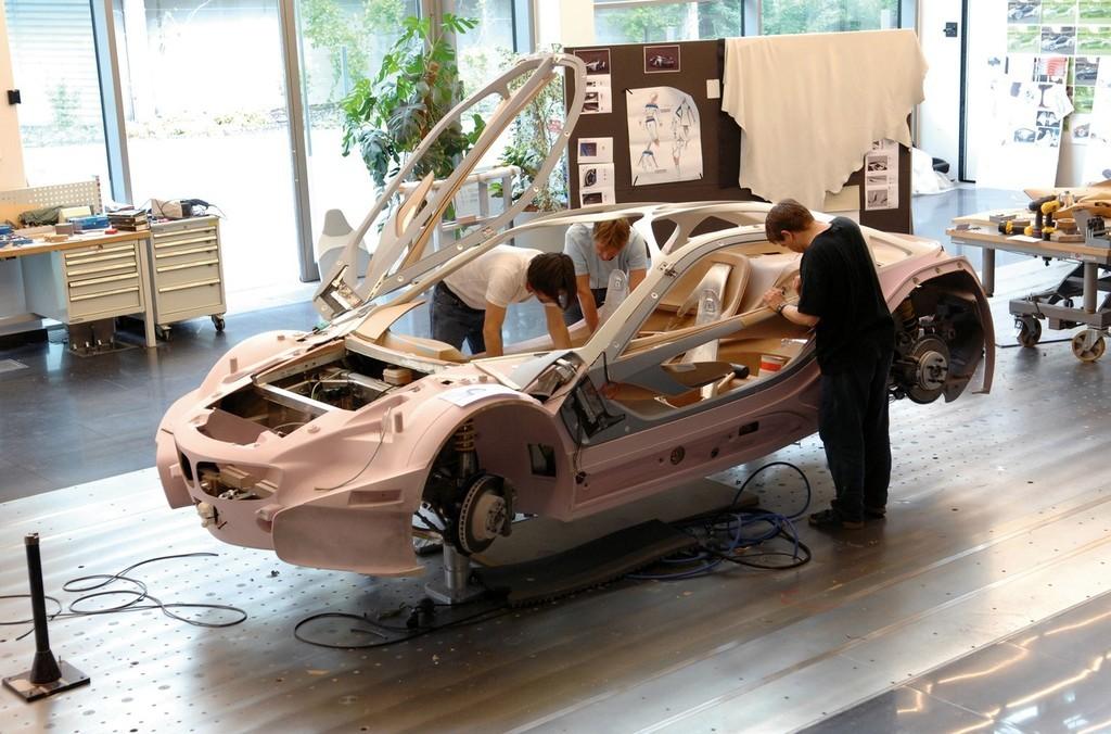 Foto de BMW Vision EfficientDynamics 2009 (29/92)