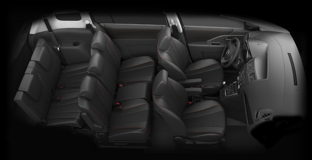 Foto de Mazda5 2010 (97/121)