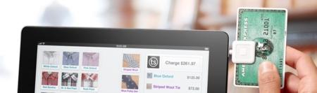 square tarjeta pago iPad apple