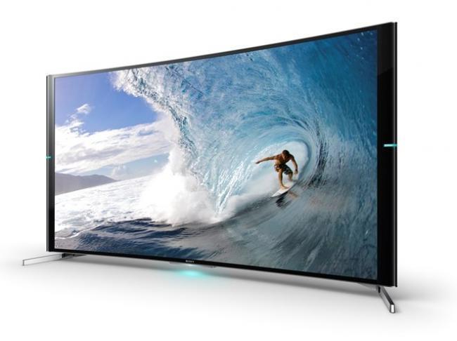 Sony se une a la fiesta, presenta sus televisores curvos Bravia S90