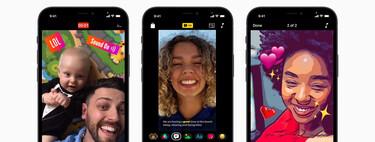 Apple actualiza Clips con un rediseño de interfaz, mejoras en el iPad y grabación en HDR en los iPhone 12