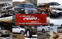Lo mejor de 2009 en Motorpasión: ¿todoterrenos y SUV?