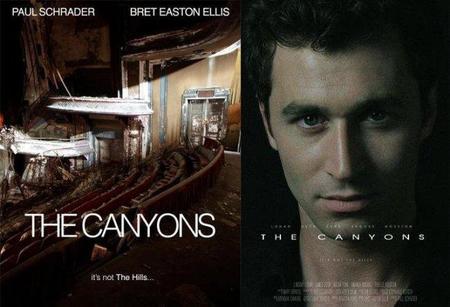 'The Canyons', primer tráiler y carteles del thriller con la estrella porno James Deen