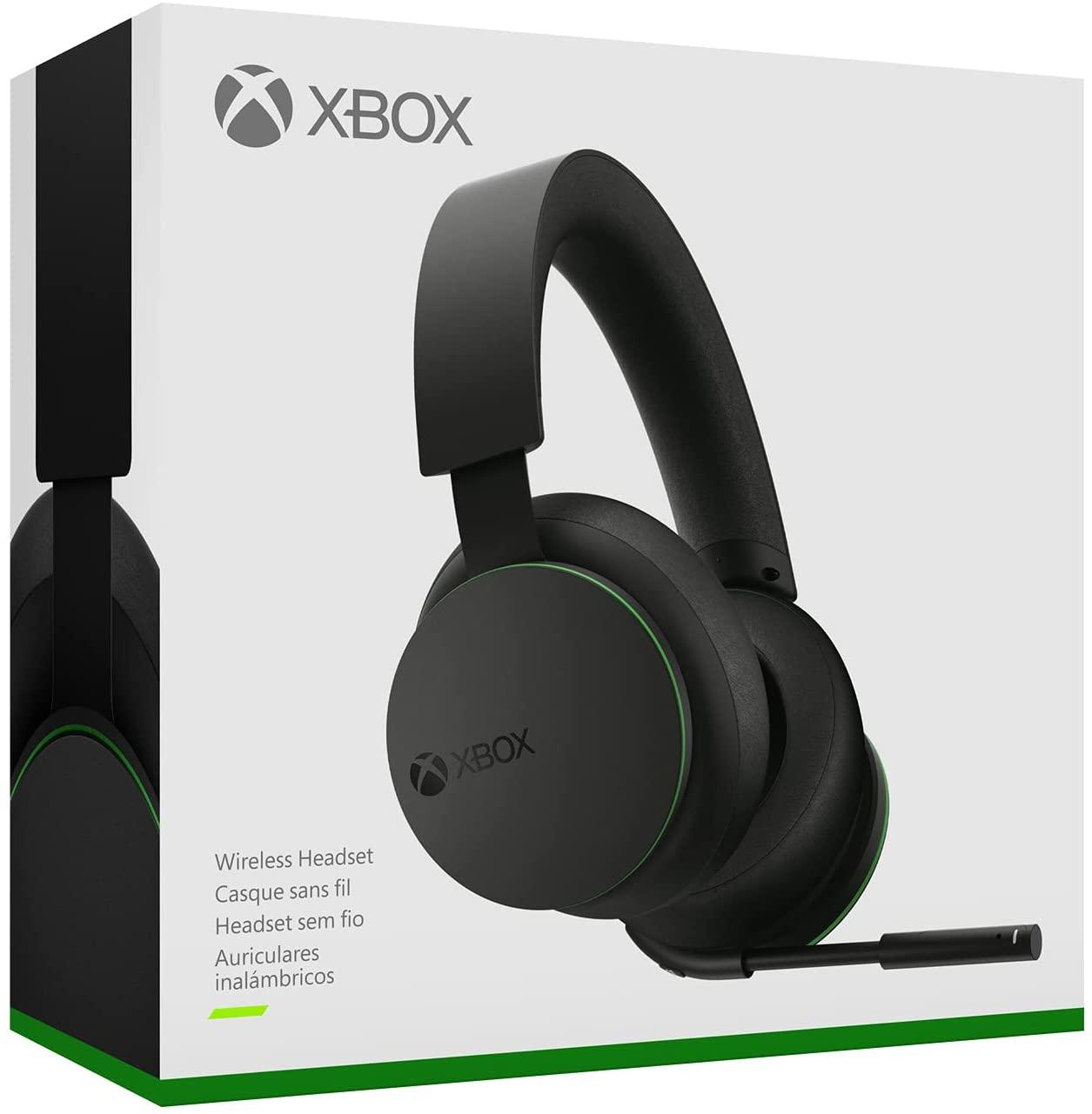 Audífonos inalámbricos de Xbox oficiales de Microsoft de nuevo disponibles