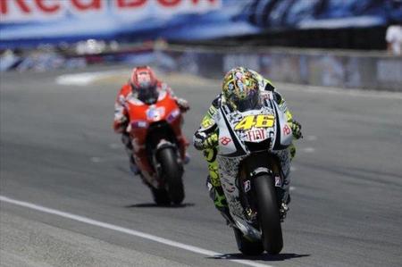 Se confirma el fichaje de Valentino Rossi por Ducati