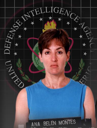 Mugshot Of Dia S Ana Montes