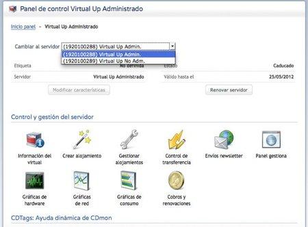 Virtual Up de Cdmon, lo hemos probado. Segunda parte