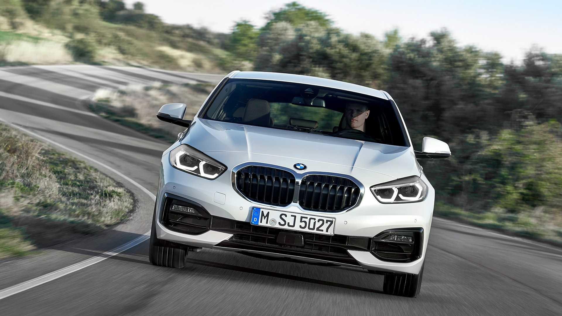 Foto de BMW Serie 1 2020 (21/66)